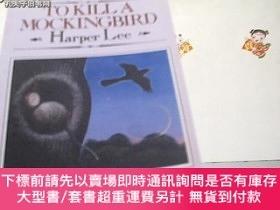 二手書博民逛書店TO罕見KILL A MOCKINGBIRD【殺死一只反舌鳥】國產Y4246 Harper Lee Harpe
