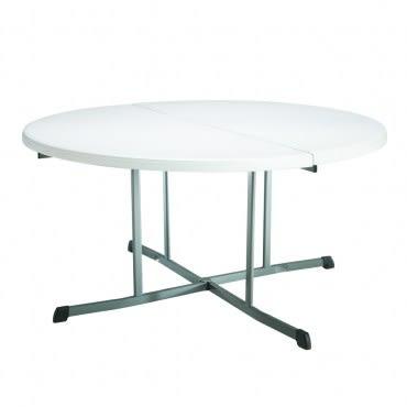 Lifetime折疊式圓桌直徑152公分