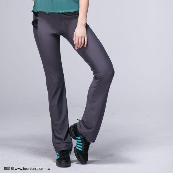 *╮寶琦華╭*台灣製造  專業瑜珈韻律芭蕾☆造型貼身長褲【D15327】