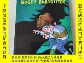 二手書博民逛書店horrid罕見henry and the bogey babysitter:可怕的亨利和妖怪保姆Y21282