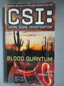 【書寶二手書T9/原文小說_OOF】Blood Quantum_Mariotte, Jeff