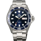 ORIENT 東方錶 防水 潛水 機械錶 (FAA02005D)藍水鬼