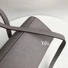 『Marc Jacobs旗艦店』Michael KorsMK防刮真皮笑臉包 側背包斜跨包美國正品代購實拍