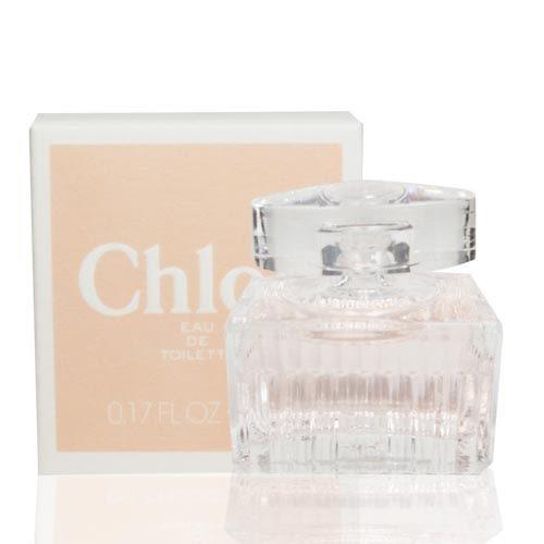 Chloe 克羅埃 白玫瑰女性淡香水 小香5ml【UR8D】