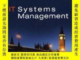 二手書博民逛書店It罕見Systems Management (2nd Edition)-It系統管理(第二版)Y436638