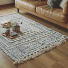 - 純手工織造 - 天然純棉原料 - 細綿流蘇設計 - 實用多功能 - 來自印度