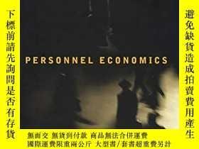 二手書博民逛書店Personnel罕見EconomicsY256260 Edward P Lazear Mit Press
