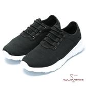 CUMAR 輕鬆舒適-超輕量休閒鞋-黑色