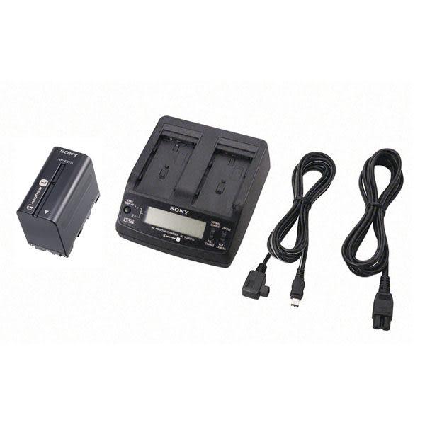 【震博】Sony ACC-L1BP 充電器組 (分期0利率;台灣索尼公司貨)