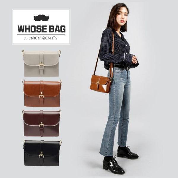 【WHOSE BAG】韓國嚴選ONEBELT迷你側背包 NO.LM194