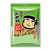 大老板魯肉干風味魚片80G【愛買】