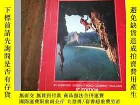 二手書博民逛書店KING罕見CLIMBERS ROUTE GUIDE BOOK(