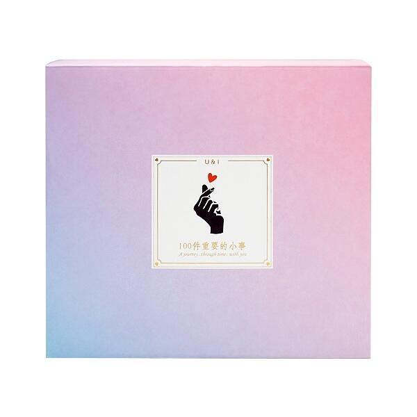 情侶創意小禮 100件重要的小事卡片(1盒入)『STYLISH MONITOR』D011745