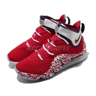Nike 籃球鞋 LeBron XVII FP EP 17 紅 塗鴉 4代 男鞋 Graffiti 【ACS】 CT6052-600