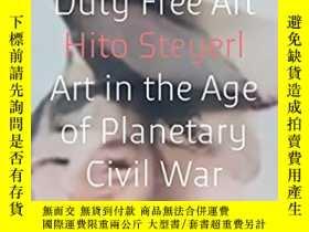 二手書博民逛書店Duty罕見Free ArtY364682 Hito Steyerl Verso 出版2017