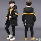 男童棉衣 冬裝洋氣外套2020新款兒童裝加厚羽絨棉服中大童棉襖男孩【快速出貨】