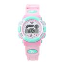 【Disney】米妮|電子錶|橡膠兒童電子錶-活潑粉/MC-1K2375P-002LP/原廠授權享一年保固
