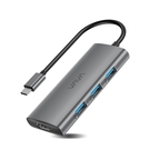 VAVA VA-UC017 7合1 USB-C MacBook 集線器 (7-in-1 Hub) 影像旗艦款【WitsPer智選家】