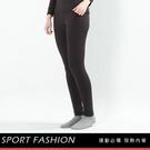 3M吸排技術 內裡刷毛 機能保暖褲 發熱褲 女褲 黑色