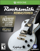 X1 Rocksmith 2014 Edition Remastered 搖滾史密斯 2014(美版代購)