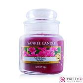 YANKEE CANDLE香氛蠟燭-馬鞭草 Verbena(104g)【美麗購】