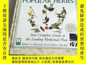 二手書博民逛書店THE罕見ENCYCLOPEDIA OF POPULAR HER