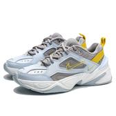 NIKE W M2K TEKNO 淡藍 灰 黃 老爹鞋 運動 休閒鞋 女(布魯克林) AO3108-403