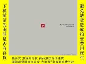 二手書博民逛書店If罕見Product Design Award Yearbook 2011 (ifY256260 If In