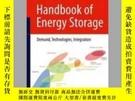 二手書博民逛書店Handbook罕見of Energy StorageY405706 Michael Sterner ISB