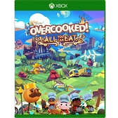 XBOX Series X 煮過頭 吃到飽 Overcooked All You Can Eat 中文版 1+2 【預購2020冬】