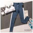 Catworld 冒險家。BRA背心加長褲運動套裝兩件組【16600502】‧S-XL