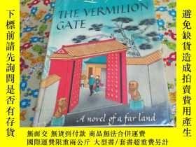 二手書博民逛書店TEL罕見VERMILION GATE【毛邊】Y185543 T