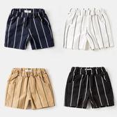 童裝男童夏裝2歲兒童休閒褲3女童褲子4寶寶短褲外穿5小童薄款【全館免運八五折】