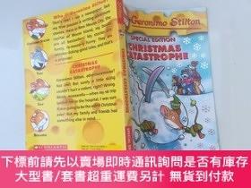 簡體書-十日到貨 R3YGeronimoStilton Special Edition: Christmas Catastrophe
