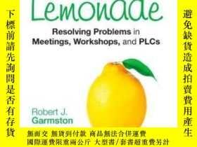 二手書博民逛書店Lemons罕見To Lemonade: Resolving P