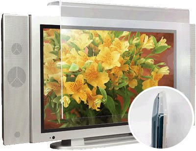 [P50E]液晶電視保護鏡,適用於50吋電視