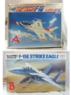 【震撼精品百貨】1/24TOPTECH-F16/F-15E-STRIKE EAGLE飛機模型【共2款】