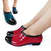 黑五好物節 可愛時尚防滑低幫雨鞋成人平底女士百搭膠鞋韓國短筒淺口防水水鞋 東京衣櫃