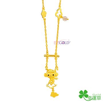 黃金項鍊-所向披靡-GN178