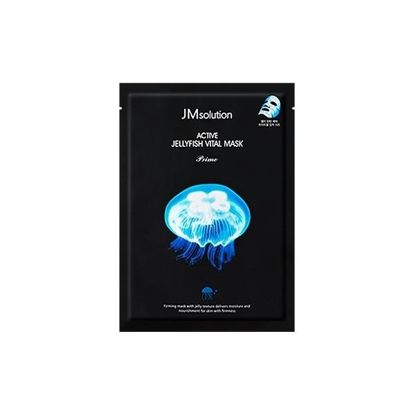 韓國 JMsolution 水母彈力緊緻面膜(單片33ml)【小三美日】