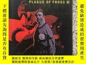 二手書博民逛書店bird罕見plague of frogs 3Y266787 D