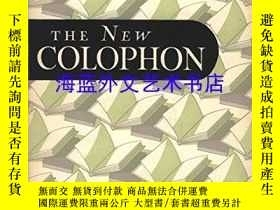 二手書博民逛書店THE罕見NEW COLOPHON A BOOK COLLECT