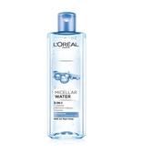 巴黎萊雅三合一卸妝潔顏水-清爽型