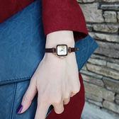 新款聚利時手錶女學生韓版簡約時尚潮流女錶防水復古小巧女式