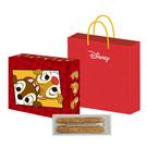 《迪士尼》奇奇蒂蒂-蛋捲禮盒216g【愛買】