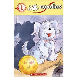 【麥克書店】NOODLES有聲讀本/10書+1CD