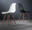 伊姆斯椅北歐現代簡約椅子創意凳子書桌椅辦公靠背椅家用實木餐椅 【母親節禮物】