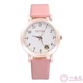 兒童錶 正韓中小學生手錶女童防水電子石英錶兒童手錶女孩男孩可愛卡通錶