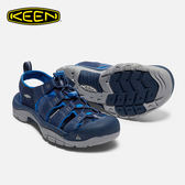 KEEN 男款 織帶涼鞋Newport H2 1017342 / 城市綠洲 (水陸兩用、輕量、戶外休閒鞋、運動涼鞋)