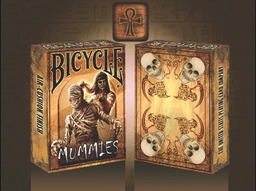 【USPCC撲克】Bicycle Mummies Playing Cards